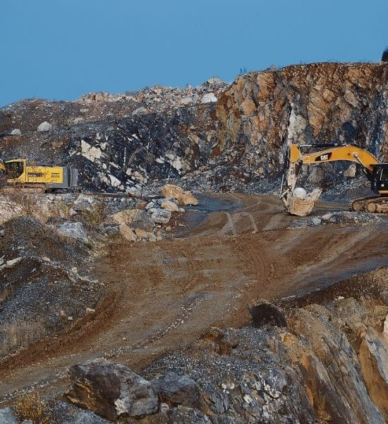 our services mining projects